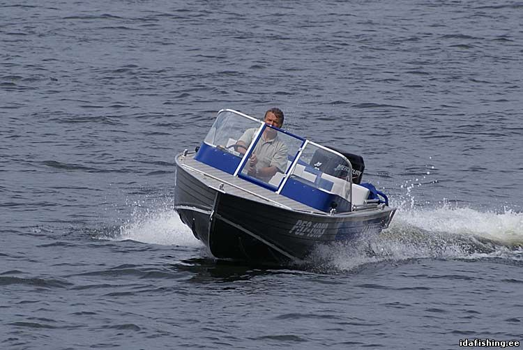 эксплуатация моторных лодок