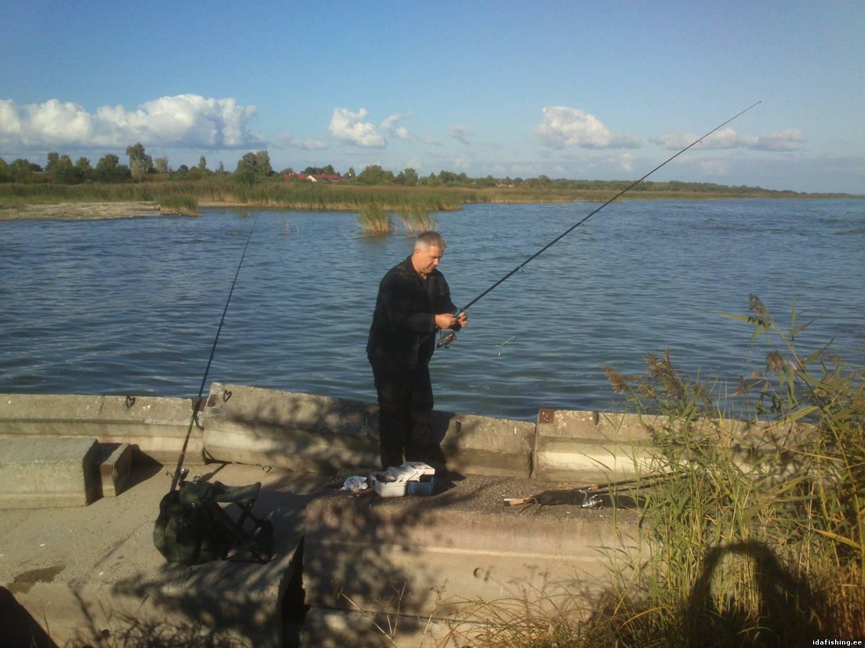 Рыбалка в кудажлейка